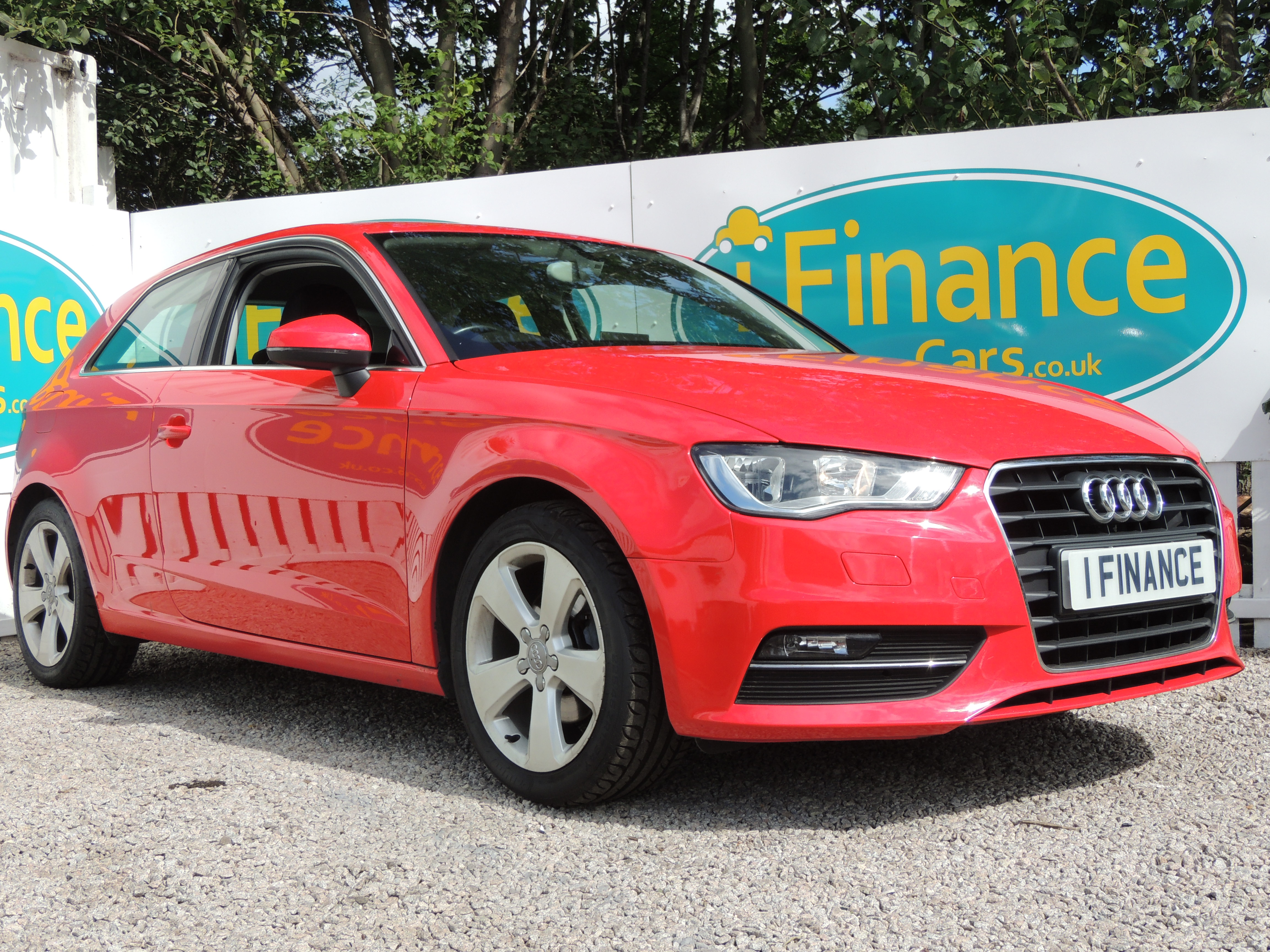 Used Audi A3 Sport Tfsi From Ifinancecars Co Uk