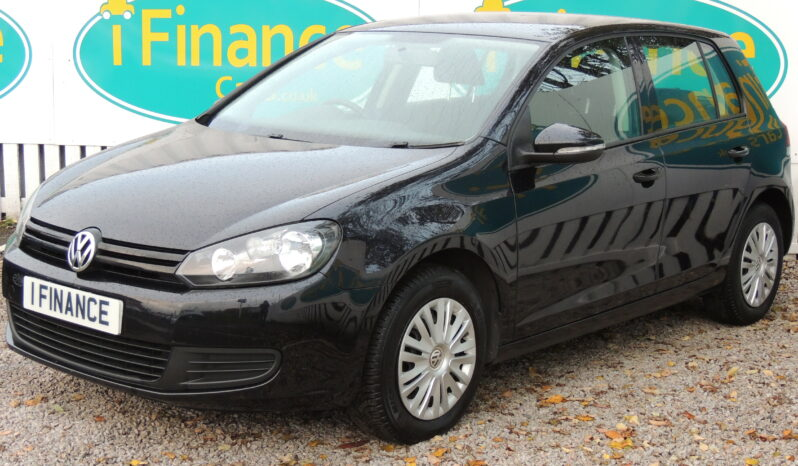VOLKSWAGEN GOLF S TSI full
