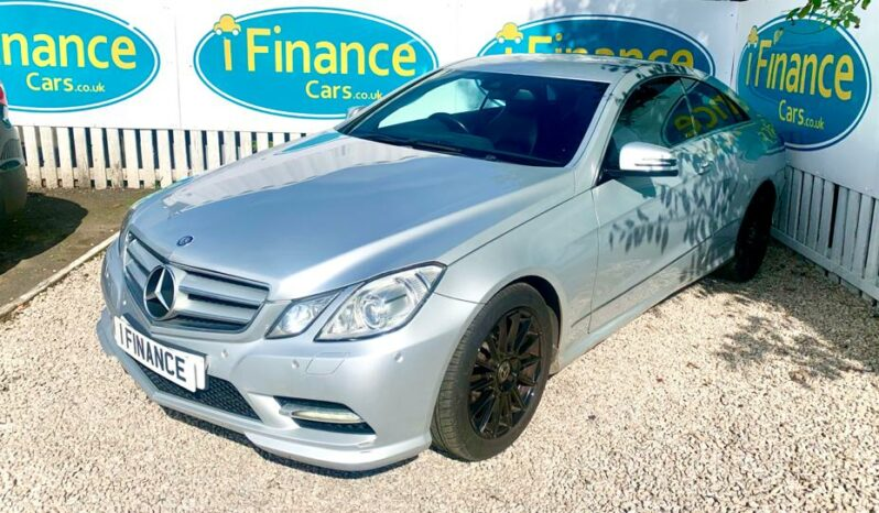 Mercedes-Benz E-Class 2.1 CDI E250 Sport Blue F 7G-Tronic, 2013, Automatic, 2 Door Coupe full