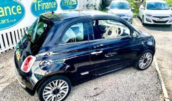 Fiat 500 1.2 Lounge (s/s), 2015, Manual, 3 Door Hatchback full