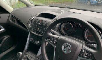 Vauxhall Zafira Tourer 1.8i 16v VVT Exclusiv 7 Seater, 2014, Manual, 5 Door MPV full